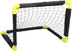 Dunlop voetbaldoel 99 cm geel/zwart