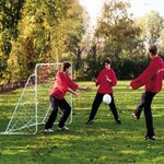 Angel Sports voetbaldoel - maat 5 - 180 x 120 x 60 cm