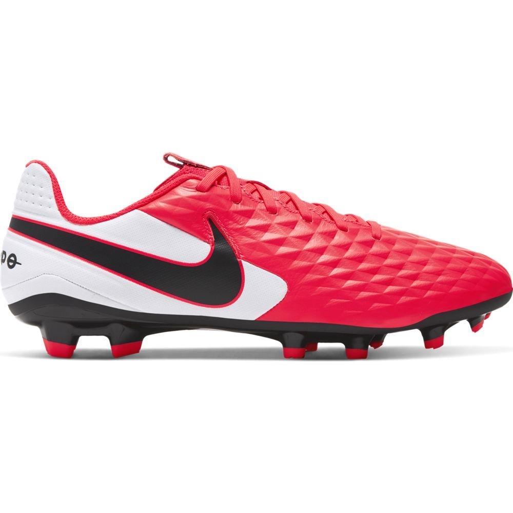 Nike Tiempo Legend 8 Academy Gras / Kunstgras Voetbalschoenen (MG) Roze Wit Zwart