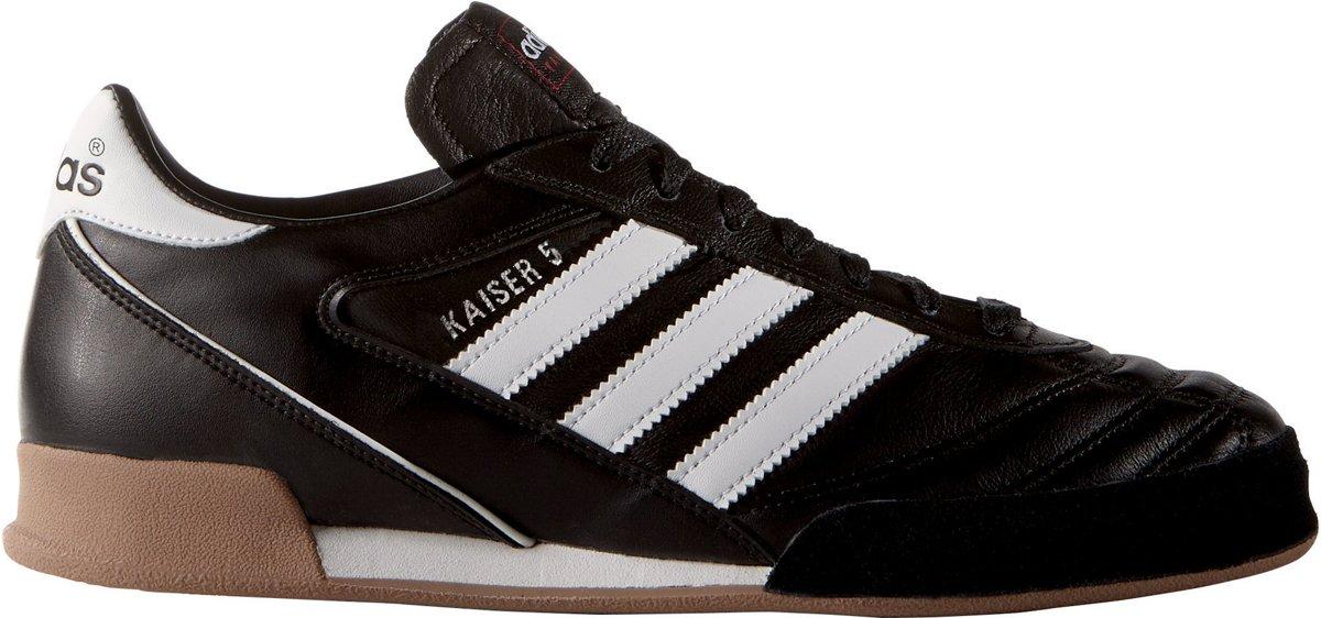 adidas Kaiser 5 Goal - Zaalvoetbalschoenen - Volwassenen - Maat 41 1/3 - Black/ White