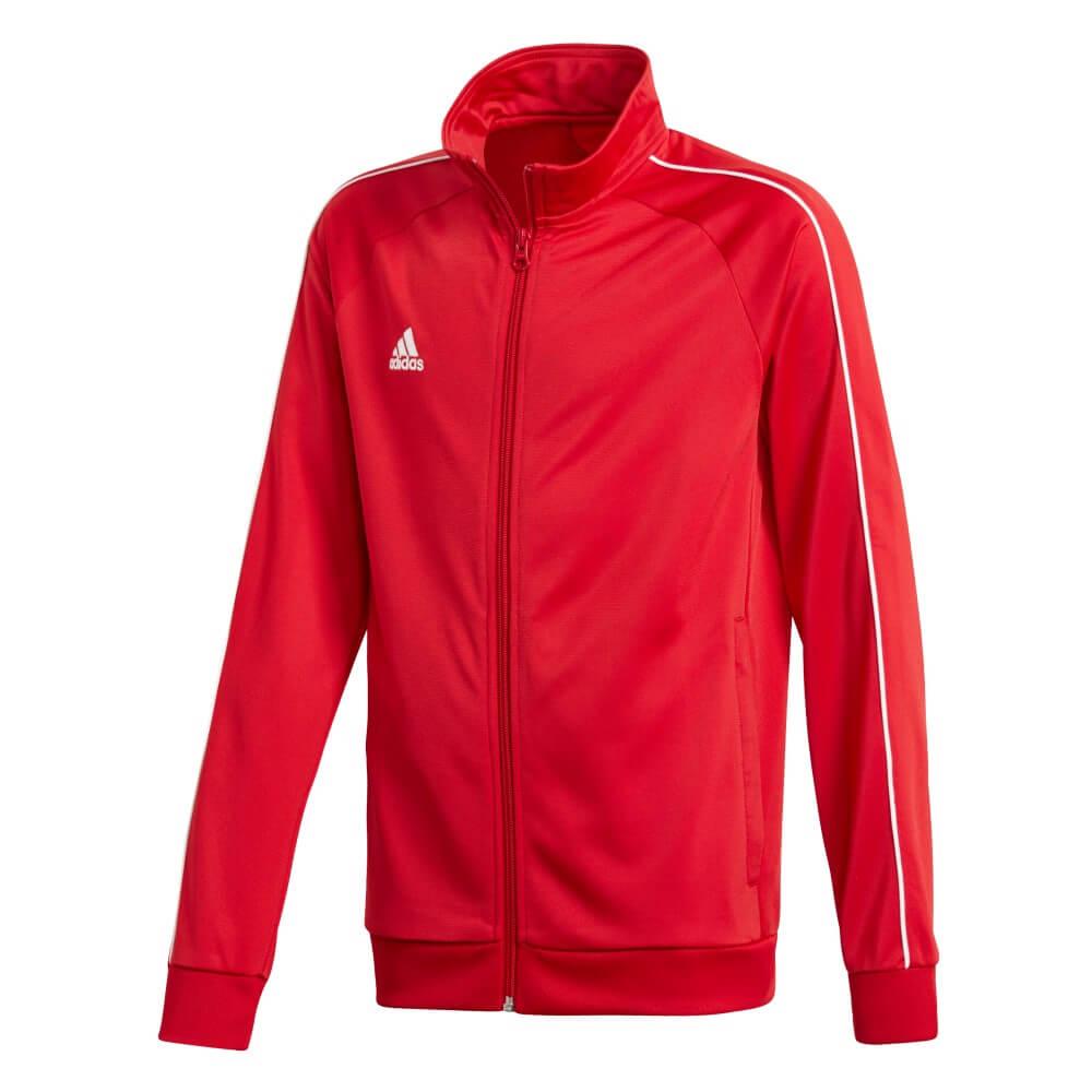 adidas Core 18 Trainingsjack Kids Power Red White