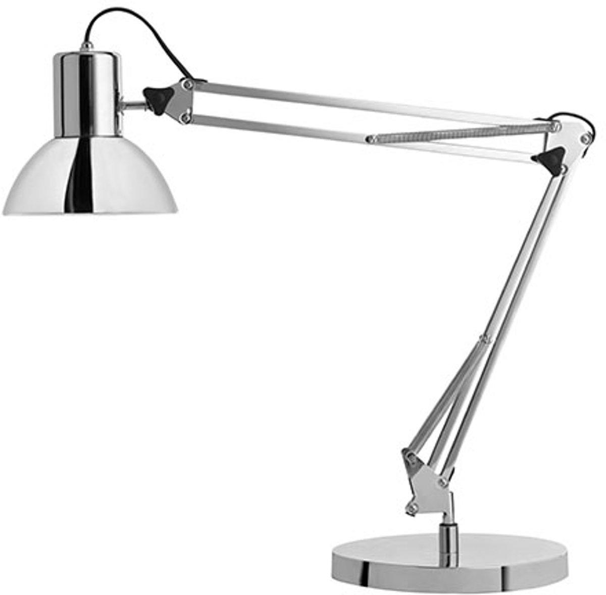 Unilux bureaulamp Success 80, chroom