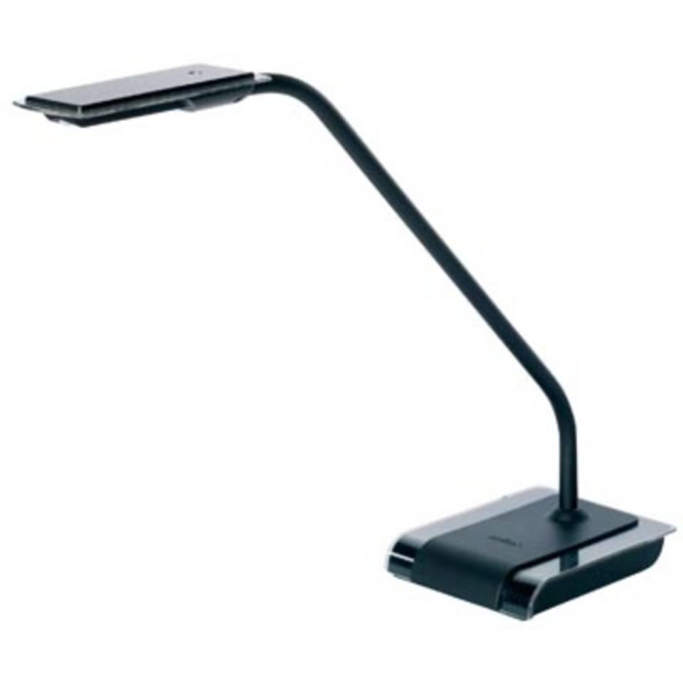 Unilux bureaulamp Sensation, LED-lamp, zwart