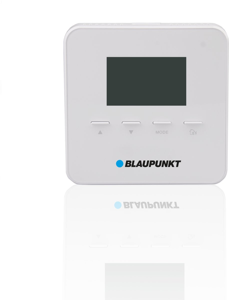 Blaupunkt Slimme Thermostaat TMST-S1 - Smart Home - Snel ge?nstalleerd