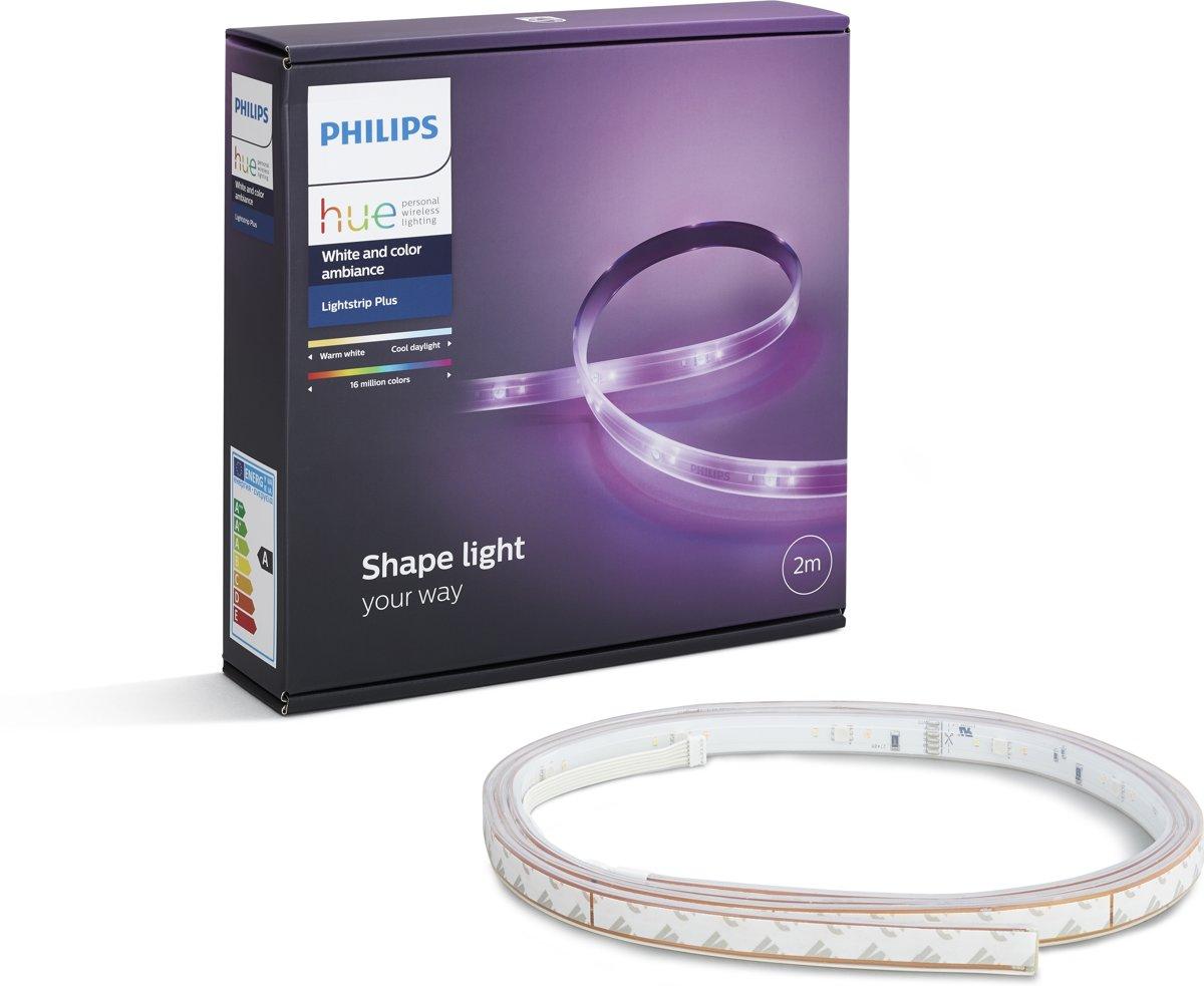 Philips Hue sfeerverlichting Lightstrip Plus