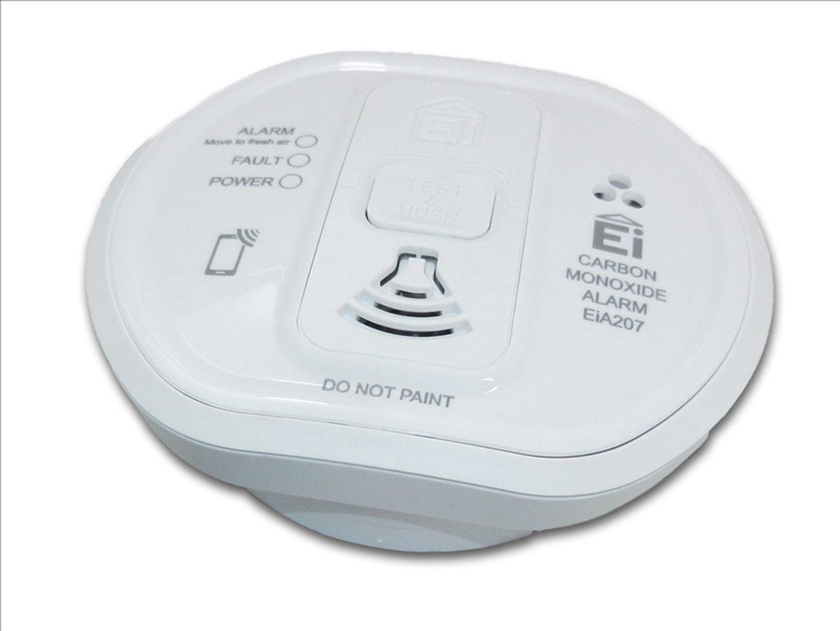 Popp Z-Wave CO Detector