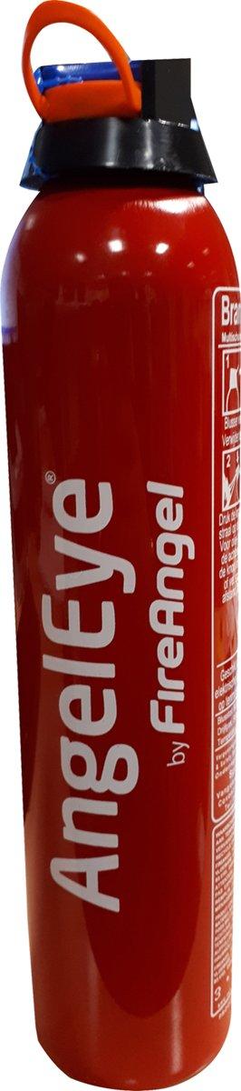 AngelEye Brandblusser FE-F600-AE-EUR - Schuimblusser - 600 ml - Geschikt voor brandklasse A|B|F