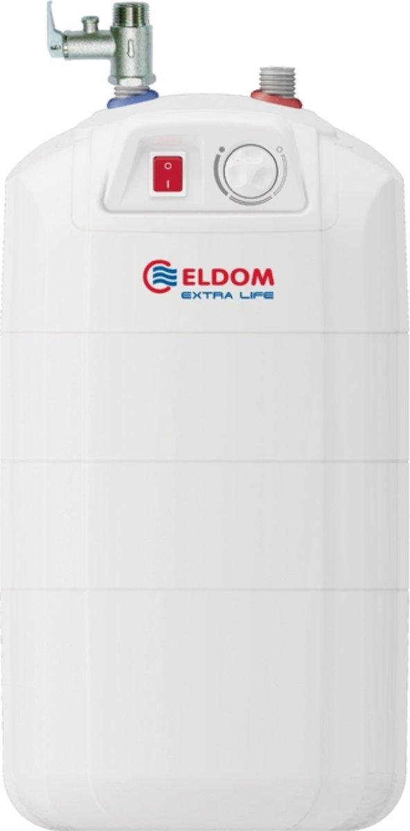 Eldom Extra Life Keukenboiler - Close-in - 15 liter - 2000 Watt