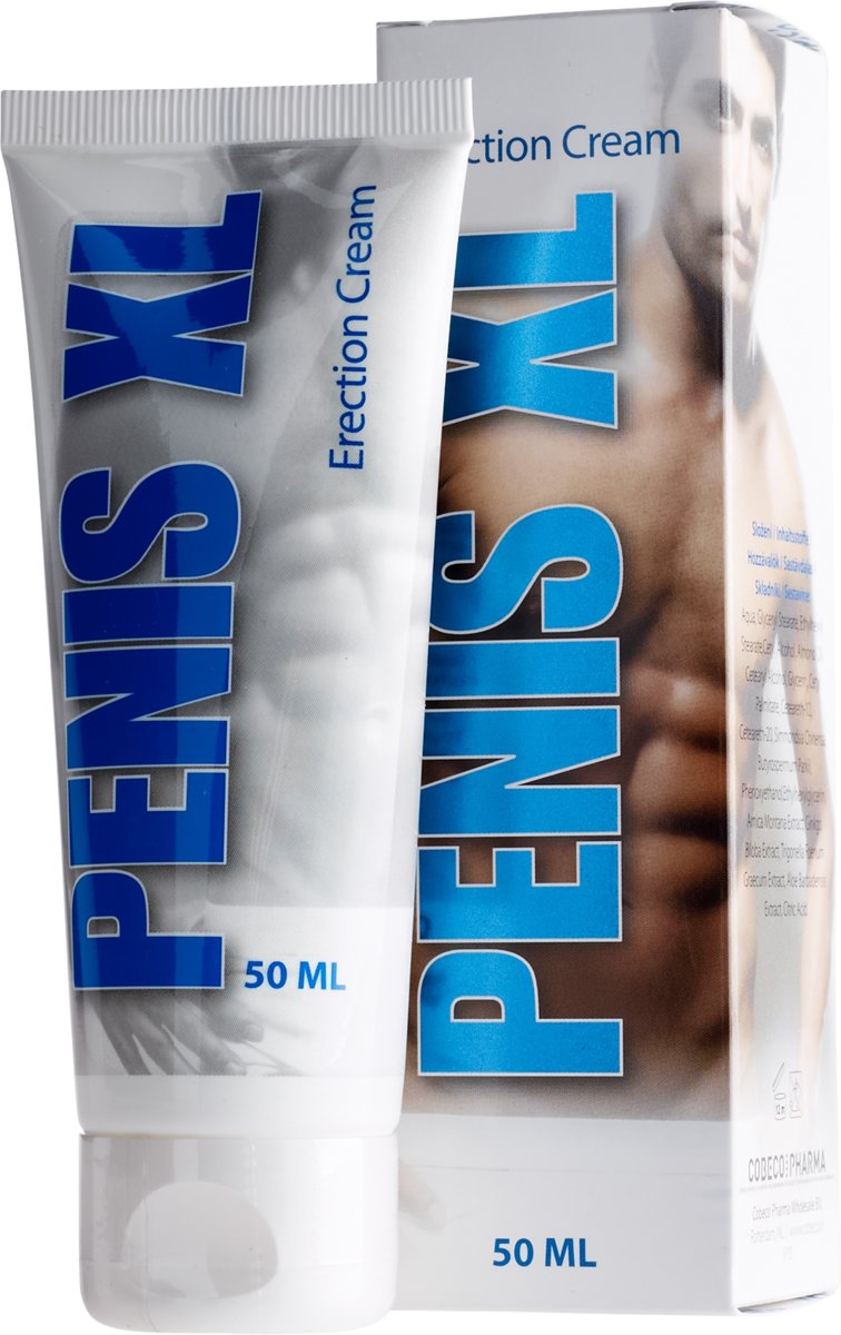 Penis XL Cream - 50 ml - Erectie cr?me