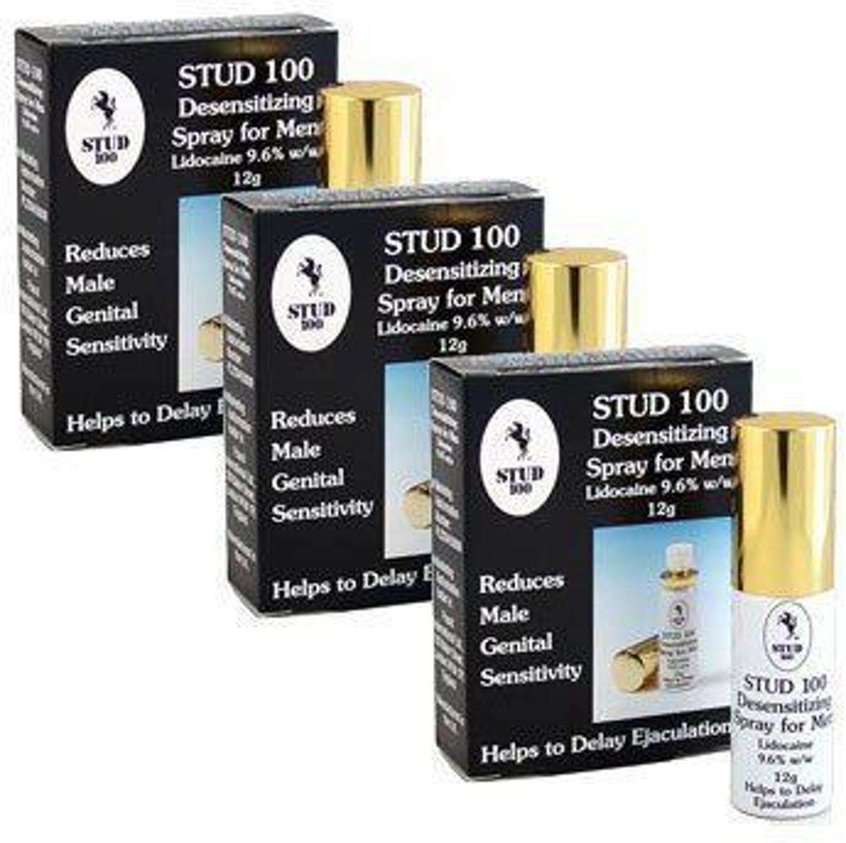 Stud 100 Stud 100 Spray (1 Flesje)