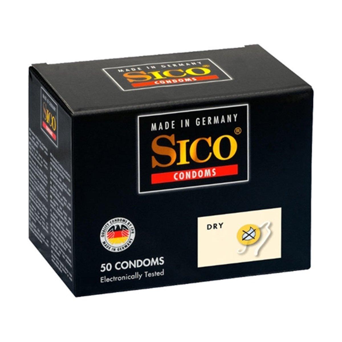 Sico Dry Condooms