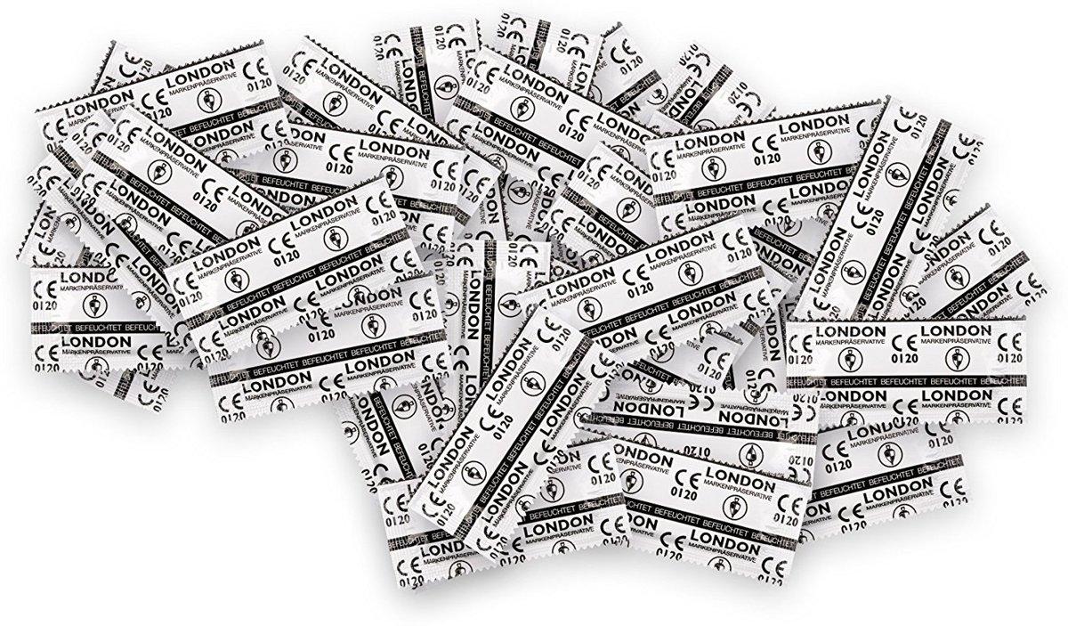 Durex London Condooms - 100 stuks