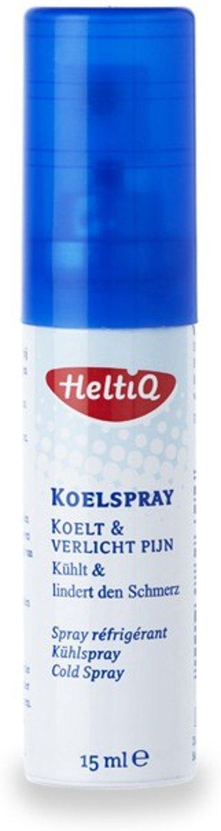 HeltiQ Koelspray - 15 ml
