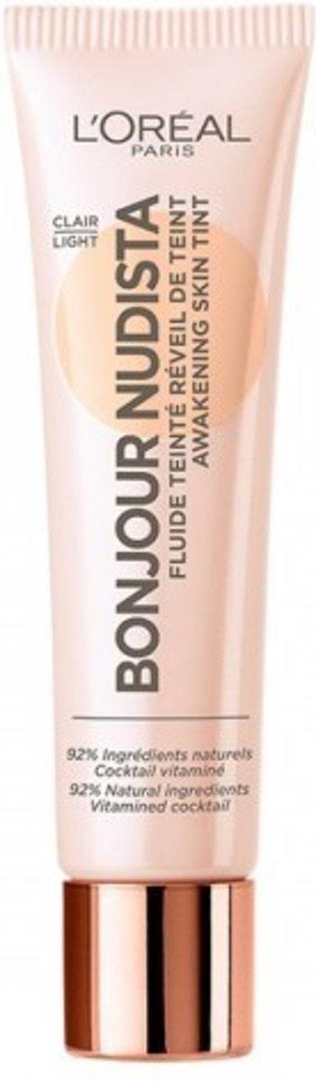 L'Oréal Paris Bonjour Nudista BB Cream Light 12 ml
