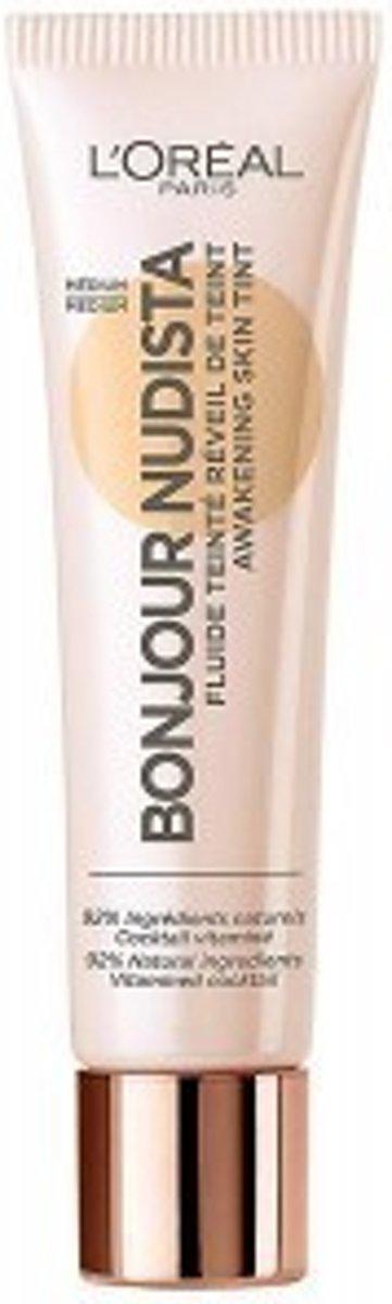 L'Oréal Paris Bonjour Nudista BB Cream Medium Dark 12 ml