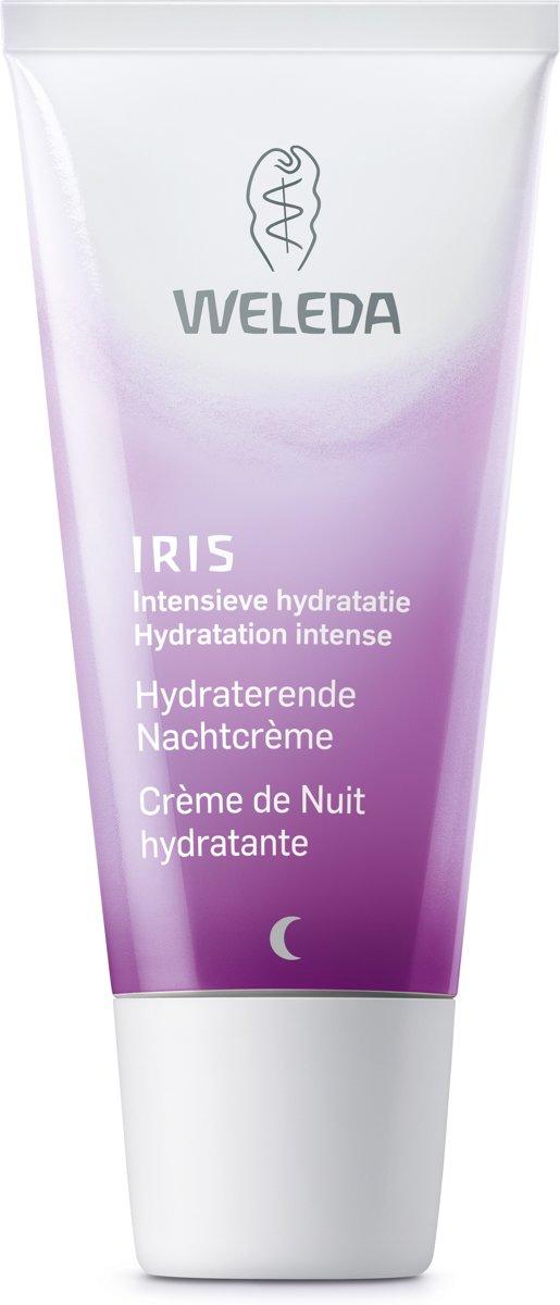 Weleda Nachtcreme Iris Intensive Hydratatie 30ml