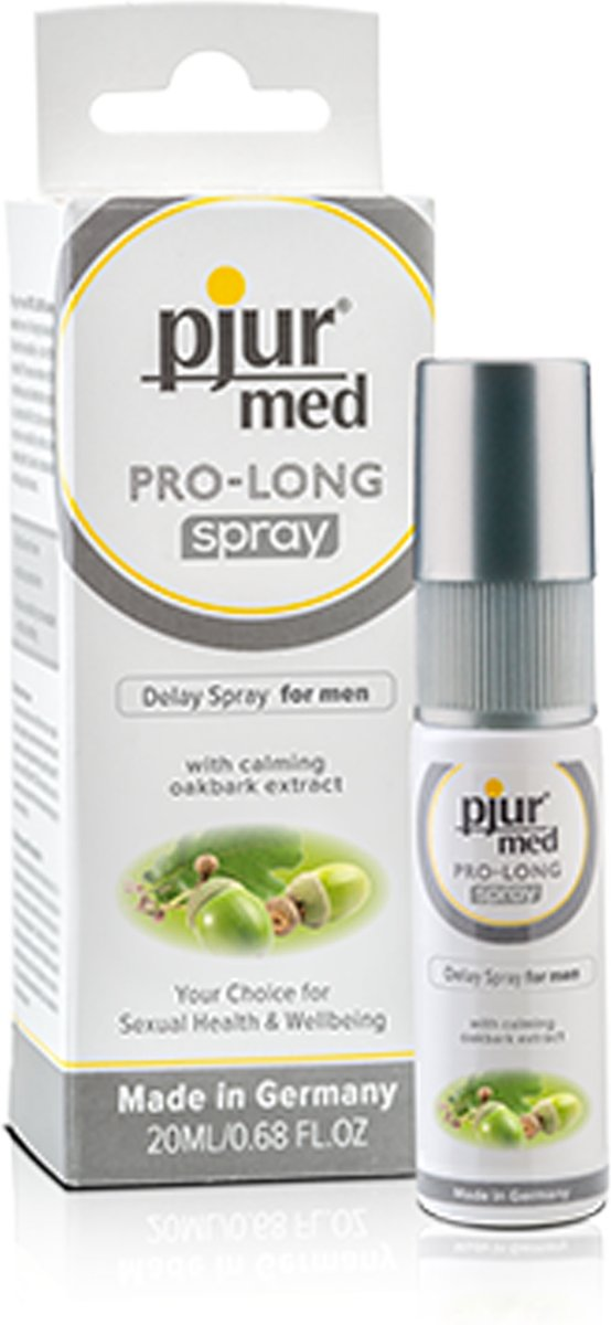 Pjur Med Pro-long Spray Glijmiddel (20ml)