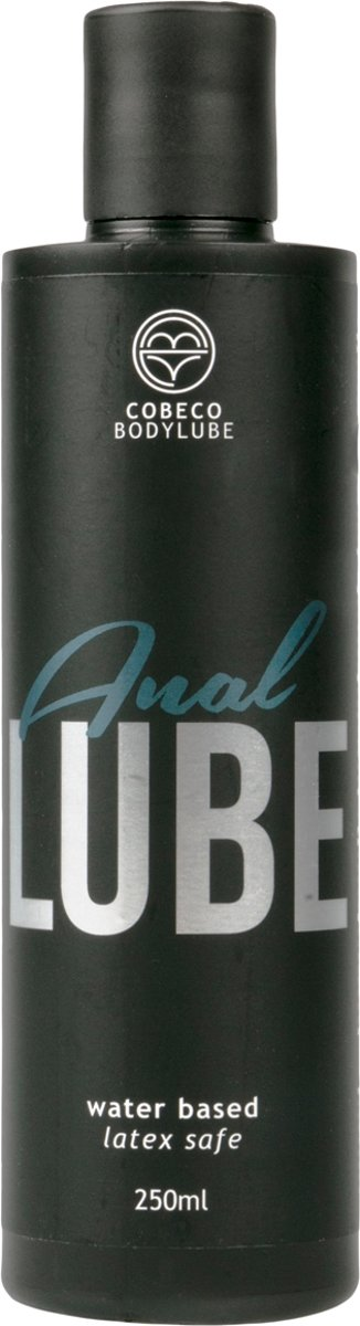 Cobeco Pharma Anal Lube Waterbased - 250 ml - Glijmiddel
