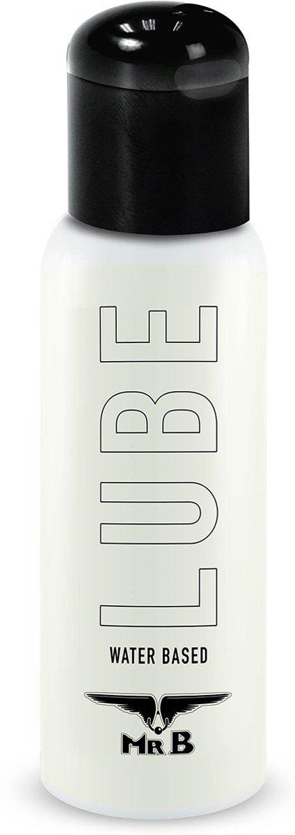 MisterB Lube Glijmiddel op Waterbasis 250 ml.