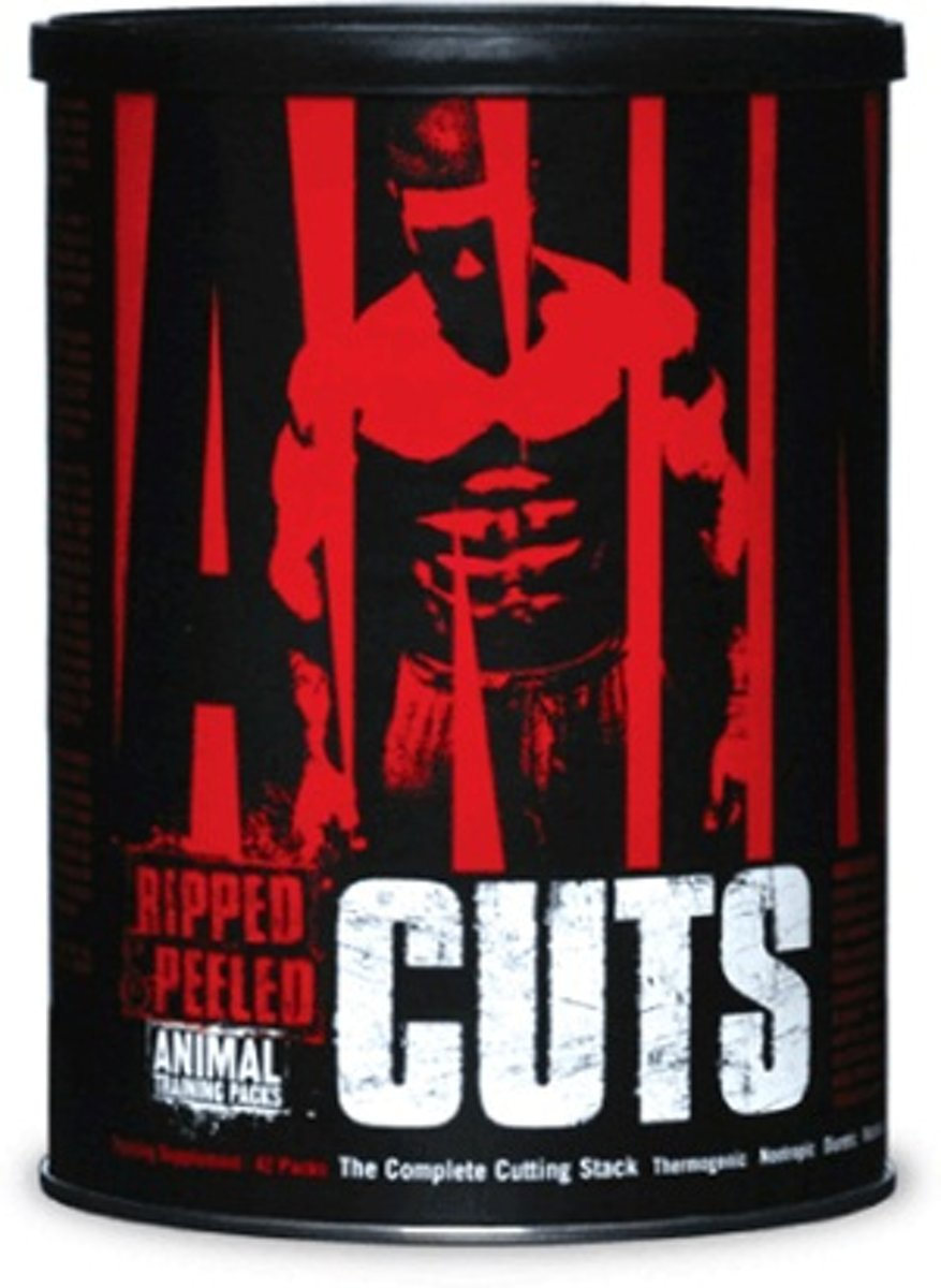 Animal Cuts 42zakjes