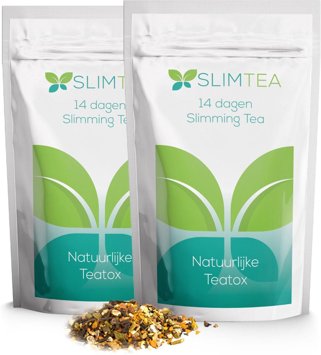 SlimTEA Detox thee - 28-daagse Teatox kuur
