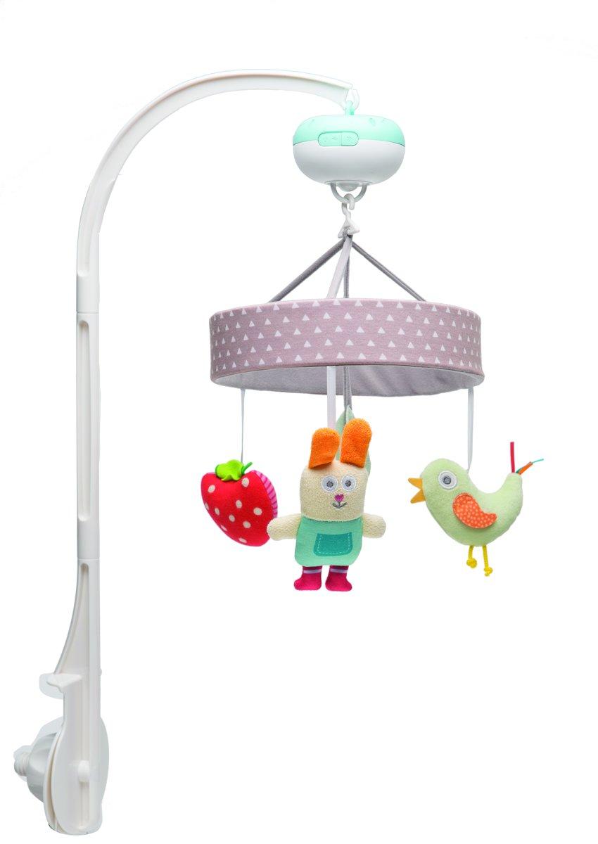 Taf Toys Muziekmobiel Babymobiel Garden voor box en ledikant - 0 - 24 mnd