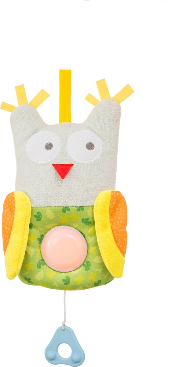 Taf toys muziek trekpop uil 11795