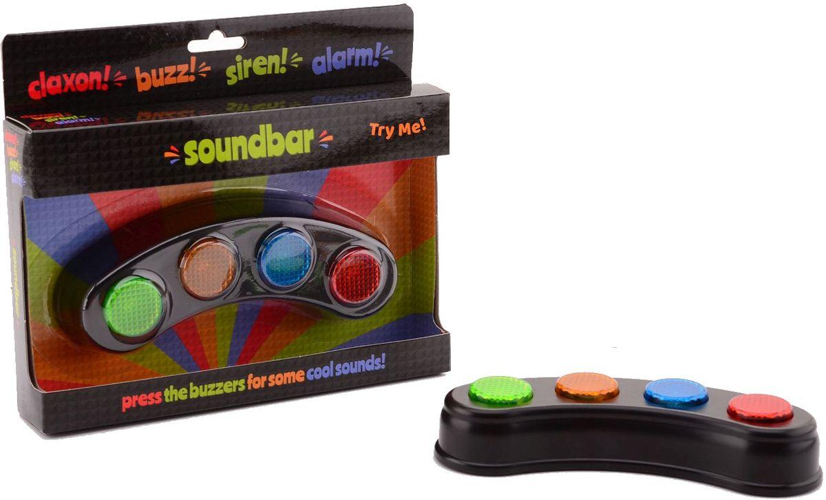 Johntoy buzzer soundbar met licht en geluid