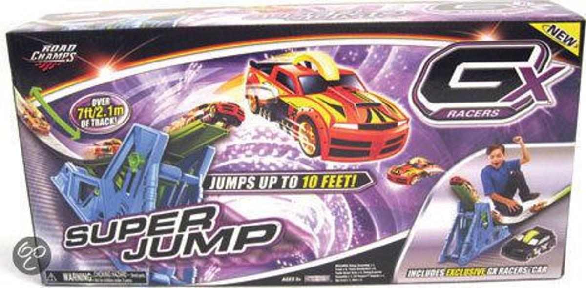 GX Racers Air Jump