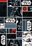 Star Wars iconen speelkleed - 95 x 133 cm