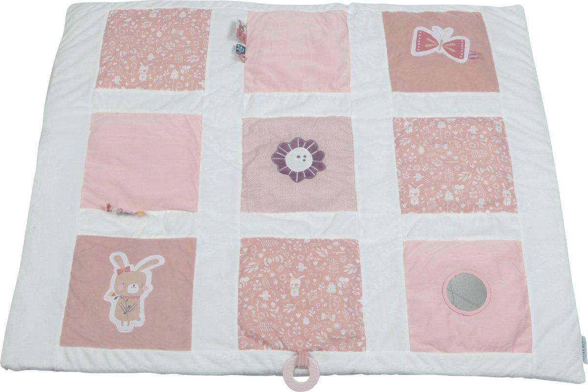 Box/-speelkleed Little Dutch roze