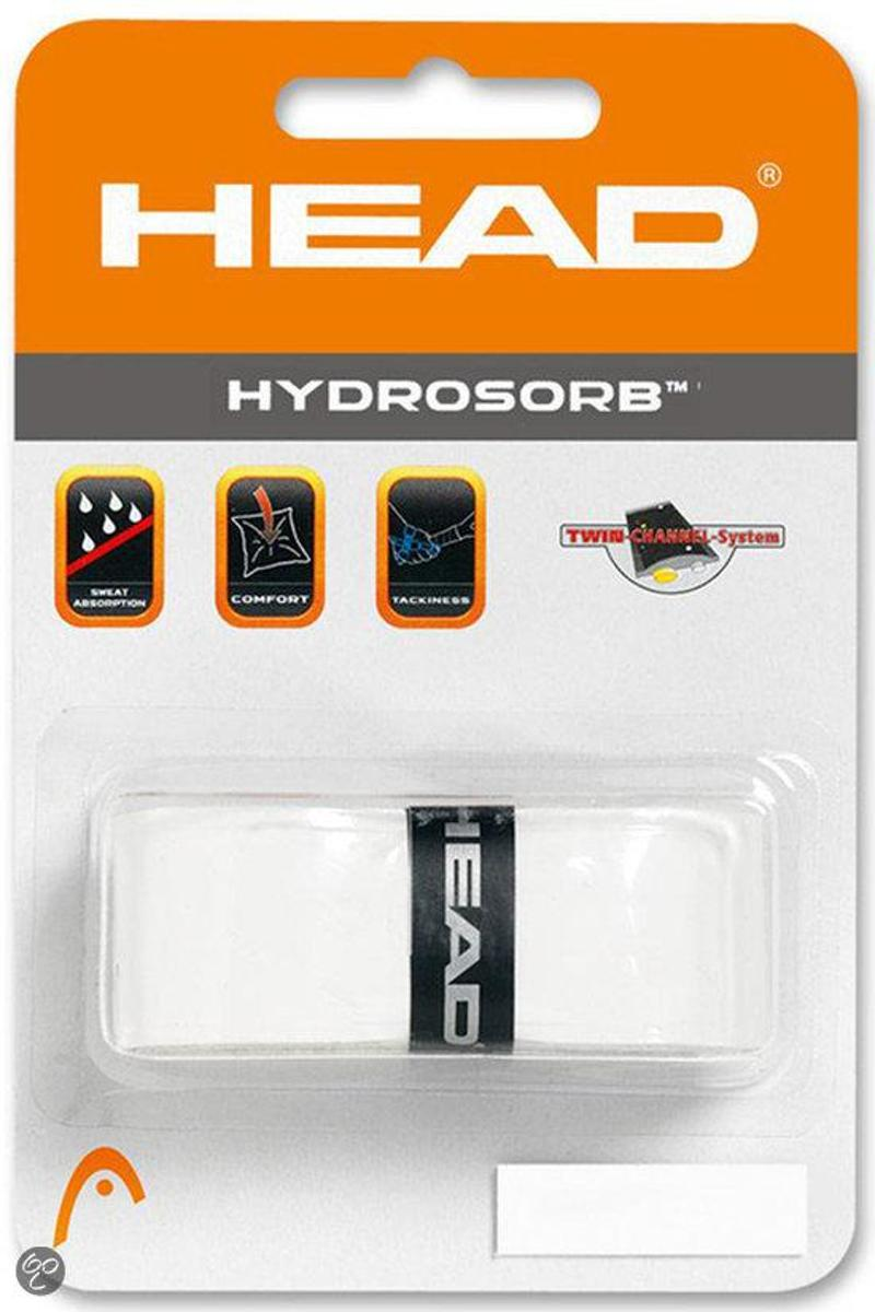 Head Hydrosor Blister -Tennisracketgrip - Wit