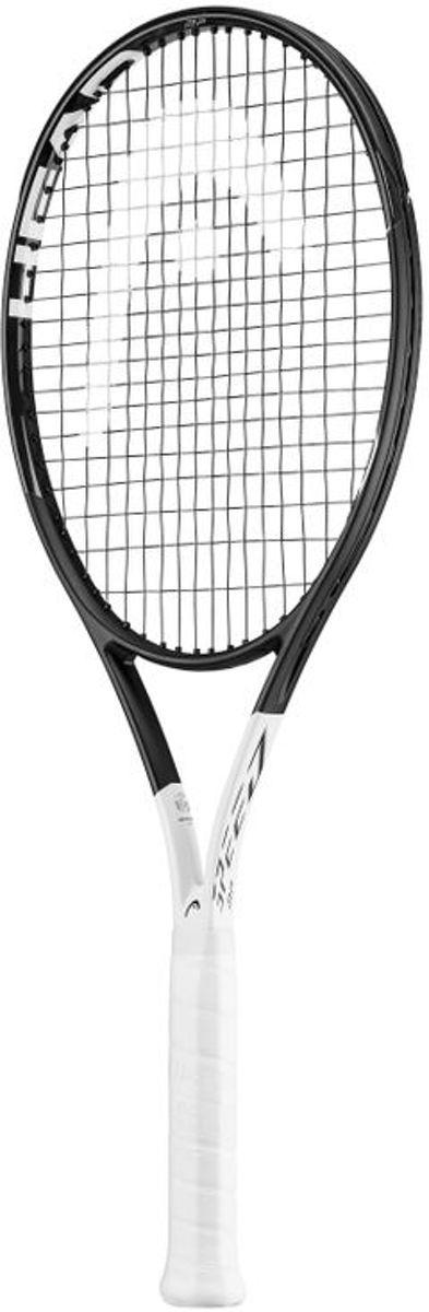 Head Tennisracket Speed MP zwart wit