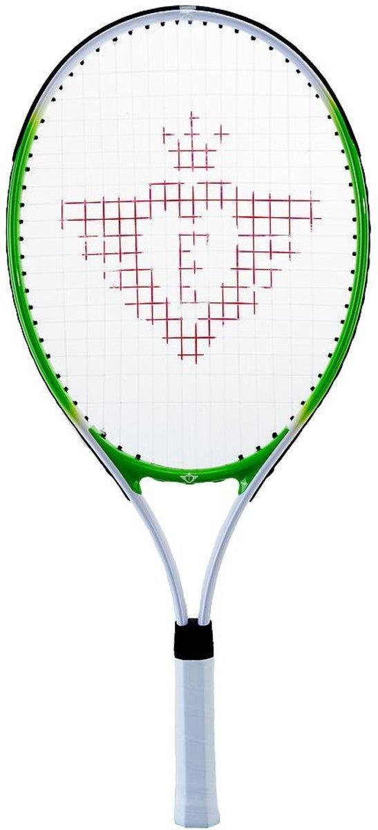 Angel Sports Tennisracket Groen 25 inch