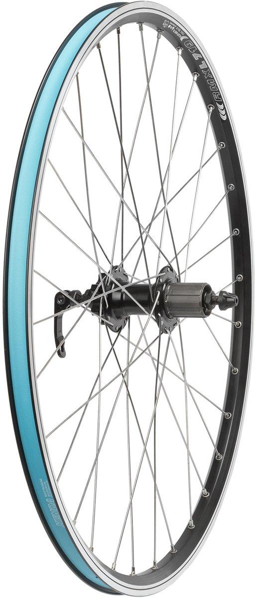 TOM achterwiel Rmxl719 26 inch schijfrem alu zilver/zwart