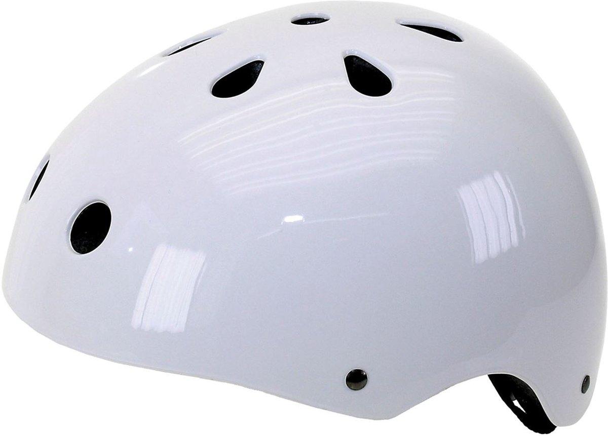 Ventura Freestyle BMX helm wit maat 54/58 cm