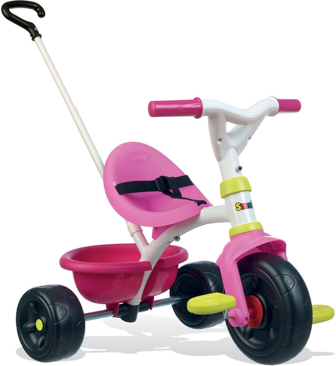 Smoby Be Fun Roze - Driewieler