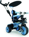 Injusa Trike City driewieler met flessenhouder - blauw