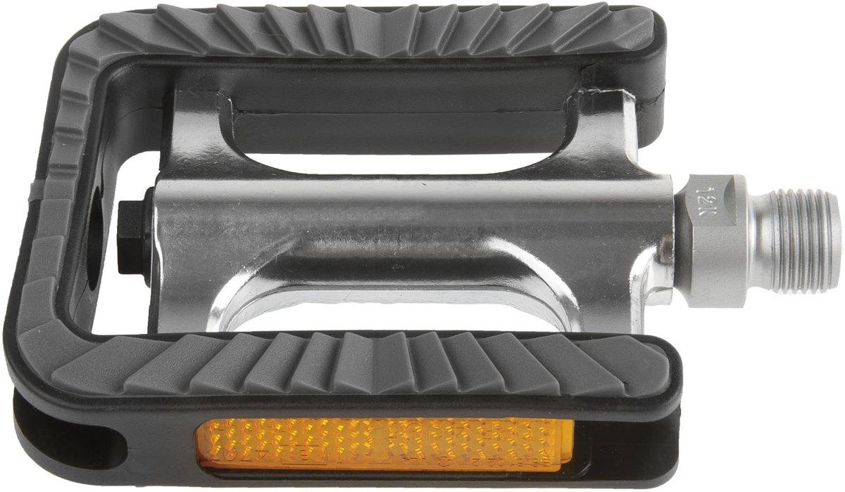 Components Platformpedaal Stadsfiets VP-191 9/16 Inch grijs set