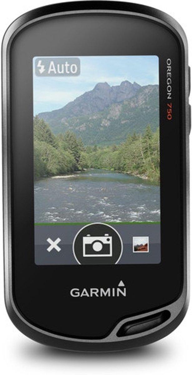Garmin Oregon 750 outdoornavigatie - wandelnavigatie / fietsnavigatie