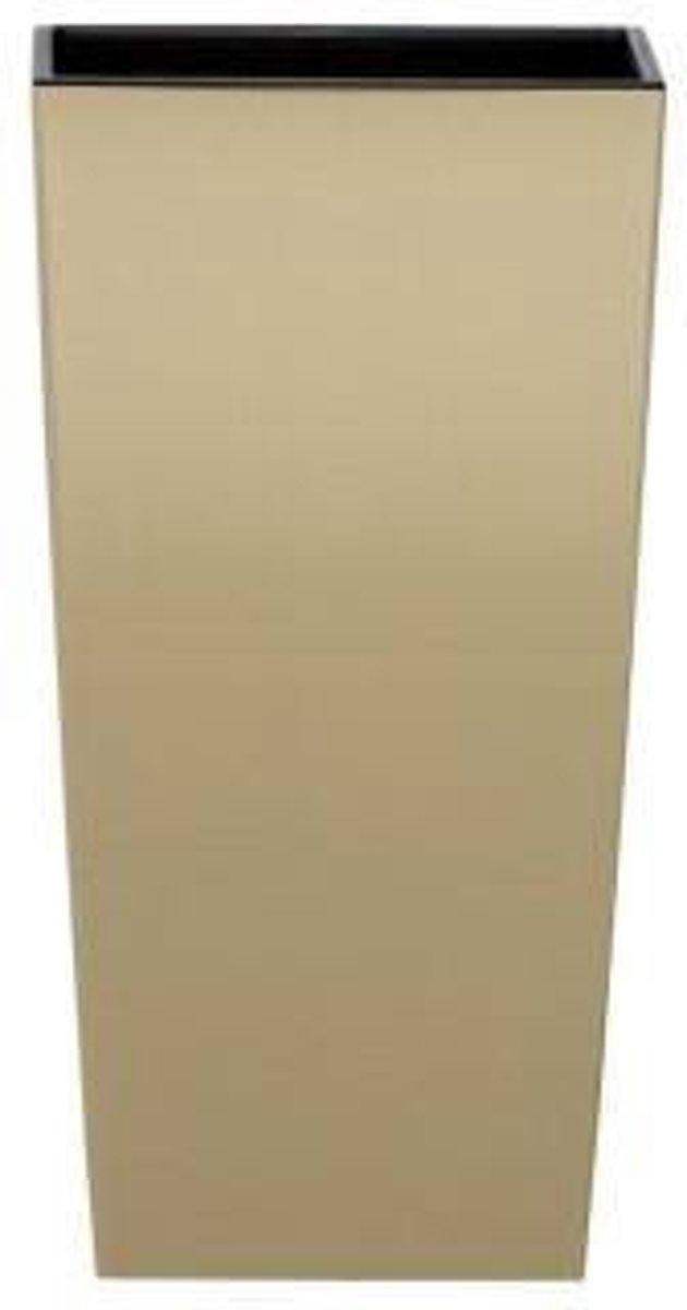 Bloempot Hoog Vierkant Urbi Square 22x22x42cm MOKKA Prosperplast