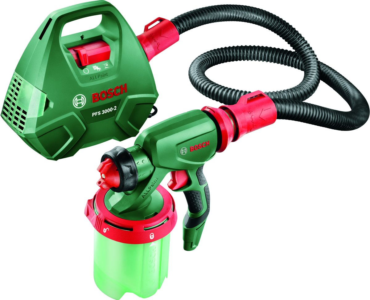 Bosch Home and Garden PFS 1000 Verfspuitsysteem 410 W Debiet (max.) 100 ml/min