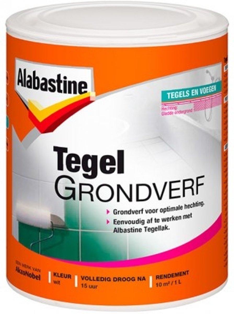 Alabastine Tegel Grondverf 1K 1000 ml