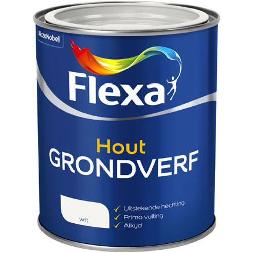 Flexa grondverf wit 750ml