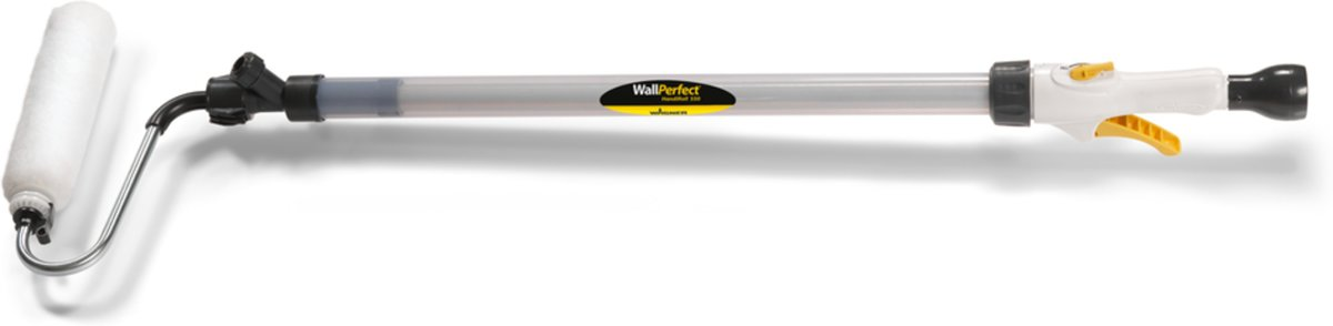 Verfroller Ge???ntegreerd pompsysteem Breedte (roller): 230 mm Wagner HandiRoll 550