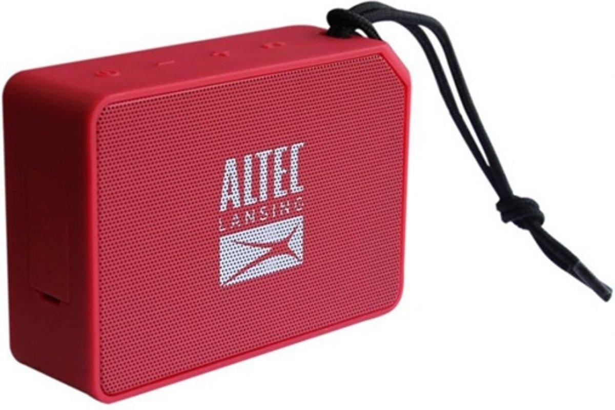 Bluetooth Speakers Altec Lansing AL-SNDBS2-001.141 Red