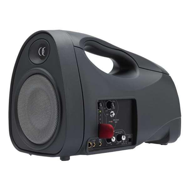 Audiophony Jogger50 mobiele speaker + draadloze microfoon