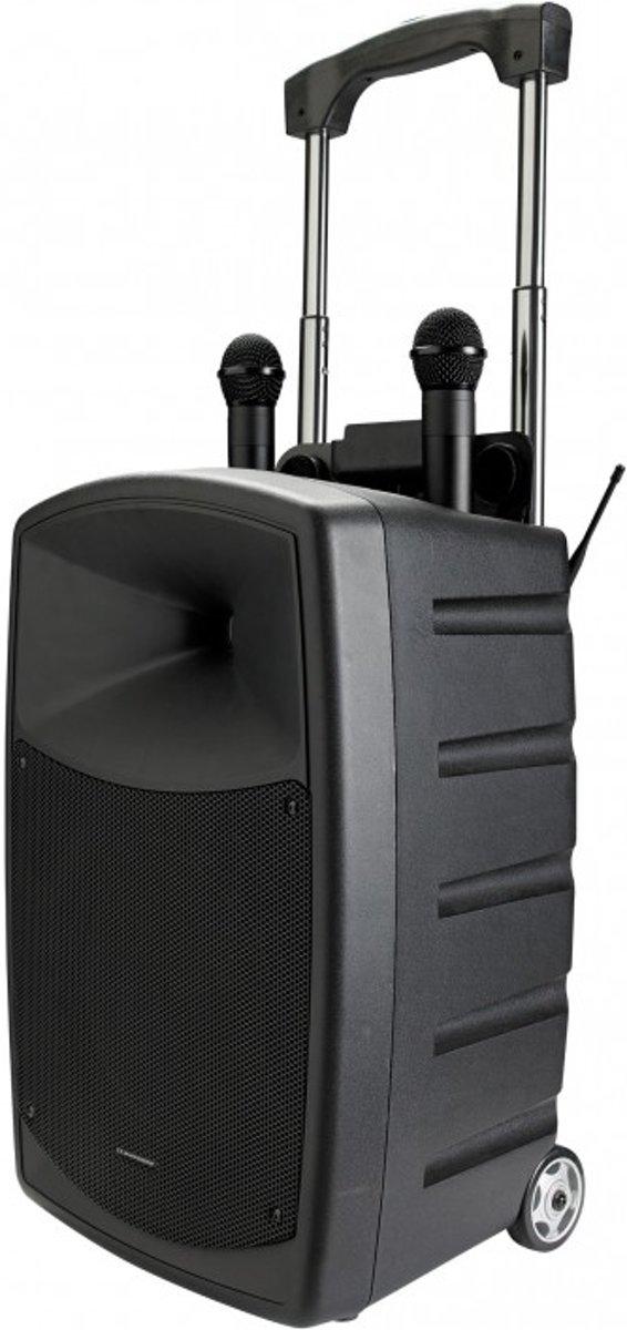 Audiophony CR12A-Combo Bluetooth accu luidspreker