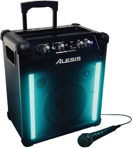 Alesis TransActive Wireless 2 draagbare speaker met lichtshow