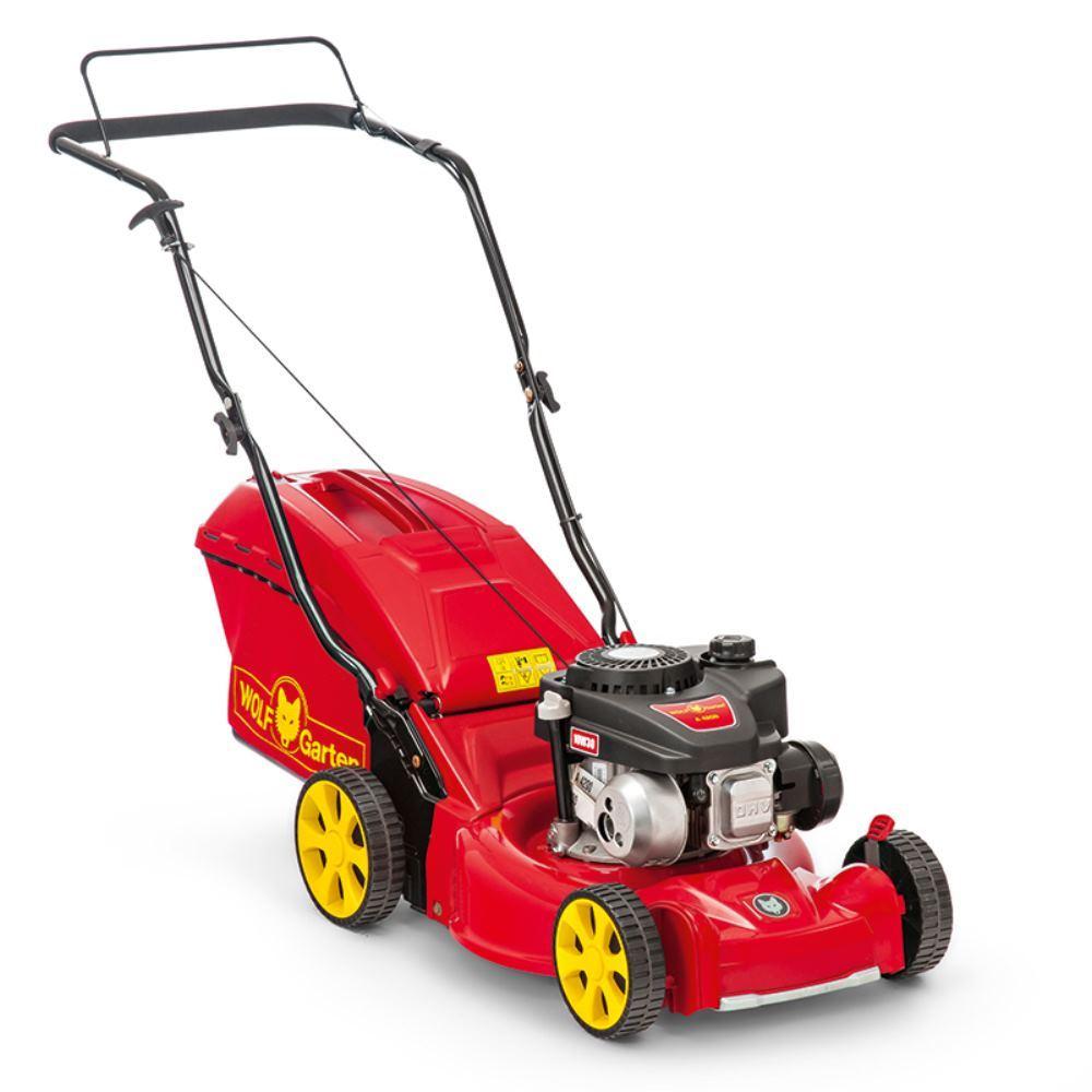 WOLF-Garten benzine grasmaaimachine A 4200 2100 W 11A-LOSC650